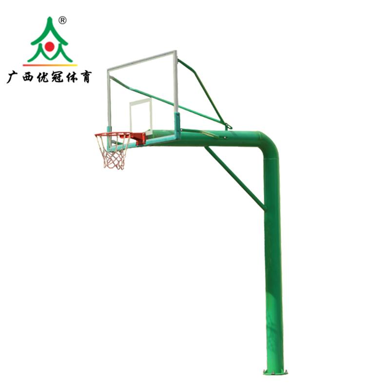 南寧移動籃球架_想買口碑好的廣西地埋式籃球架就來廣西優冠體育