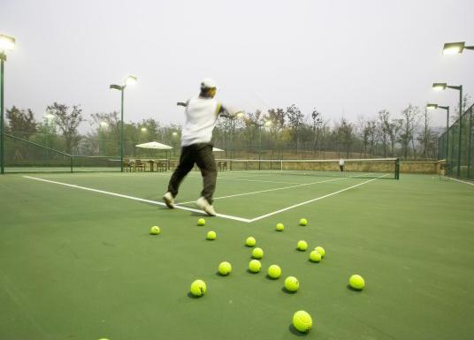 质量好的硬性丙烯酸推荐 硬性丙烯酸网球场材料