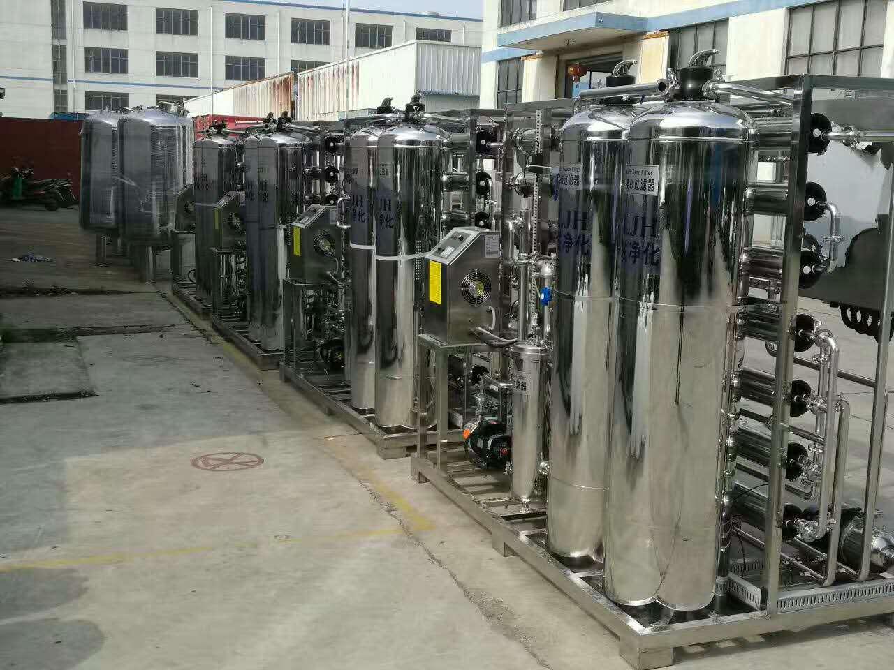 苏州高品质纯化水设备出售,纯化水设备哪家好