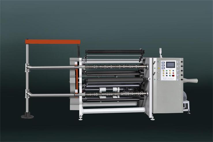 表面卷取分切機_立成機械供應質量好的廠家直銷QFJ-1300型高速分切機