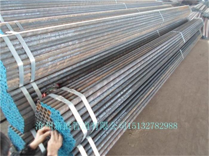 新盛管道专业供应X60无缝钢管_X60直缝钢管