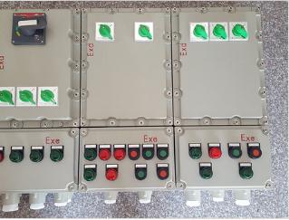 乐清防爆综合磁力启动器_怎样才能买到首屈一指的防爆控制箱