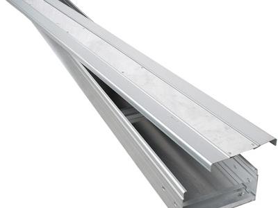白银线槽价格-兰州报价合理的线槽厂家推荐