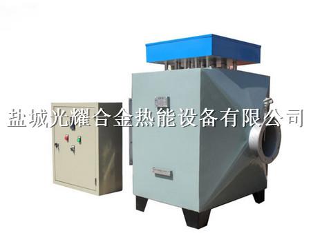 选购质量可靠的风道加热器就选盐城光耀合金热能设备 小型电加热器