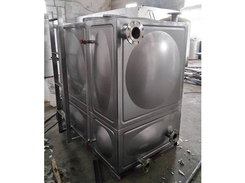 優良的不銹鋼水箱哪里有-萊蕪不銹鋼保溫水箱