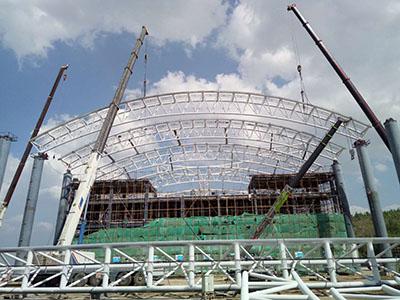 兰州厂房钢结构-钢结构工程报价