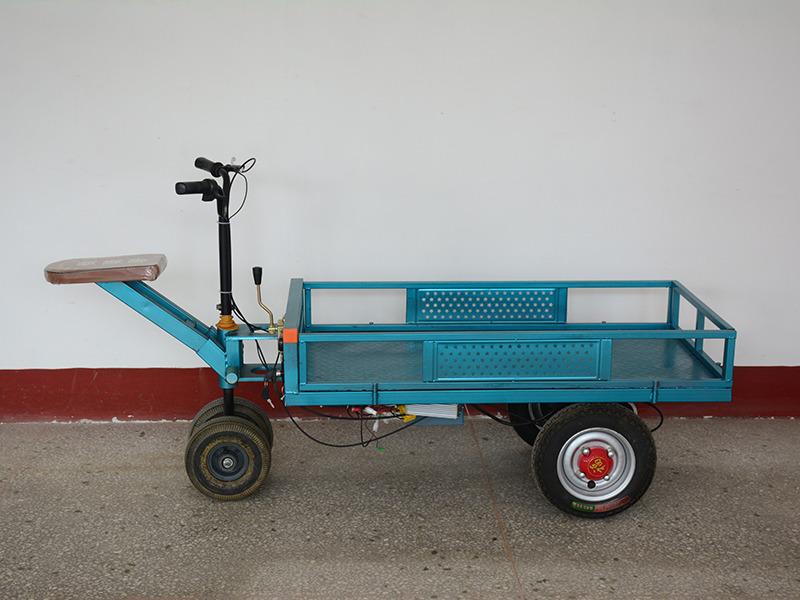 供应山东厂家直销的平板车——轨道电动平板车