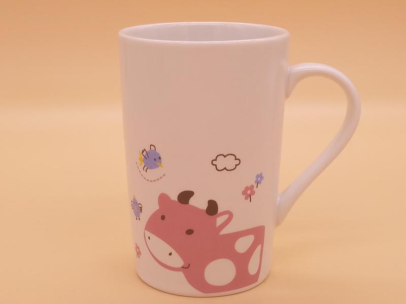 供应福州口碑好的创意卡通动物盎司杯-厂家直销陶瓷杯