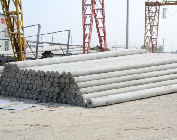 廣西混凝土電線桿多少錢一根-貴港恒通水泥制品高性價水泥電線桿新品上市