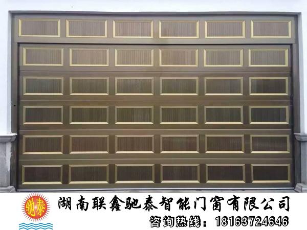 车库门定做_买车库门就来湖南联鑫驰泰智能门窗