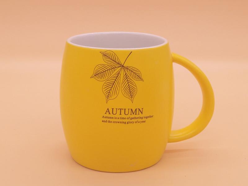 陶瓷杯广告logo定制价格怎么样_水杯批发