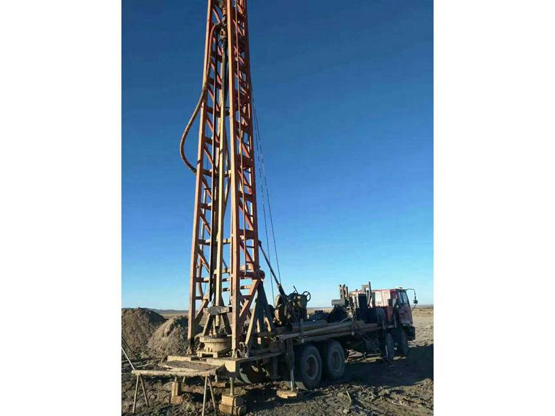 白银机械钻井-兰州陇信打井工程供应口碑好的打井