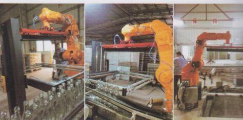 廣州機器人手臂廠家|易森自動化設備上下料機器人供貨商
