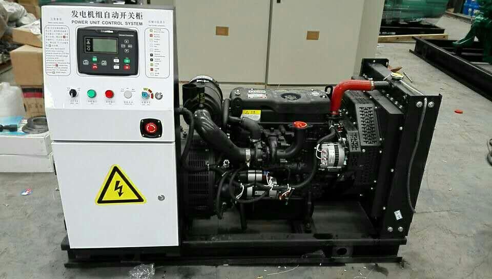 甘肃泰陵动力价位合理的正宗潍柴发电机组_你的理想选择 厂家批发潍柴发电机