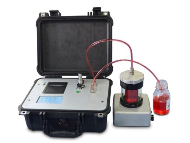 便攜式顆粒計數器-價格實惠的全通光電科技供應_便攜式顆粒計數器