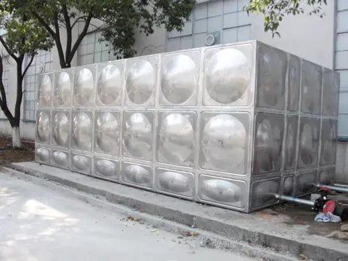 兰州水箱-信誉好的水箱供货商
