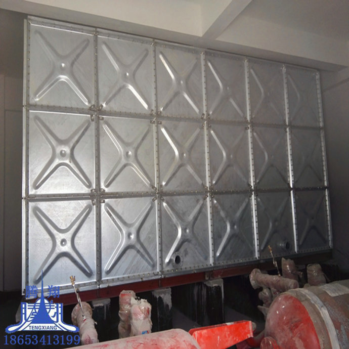 【保温效果佳!】山东城阳聚氨酯保温水箱厂家+橡塑海绵保温水箱