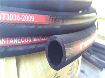 衡水优良的高温蒸汽胶管 蒸汽胶管供货快全网低价