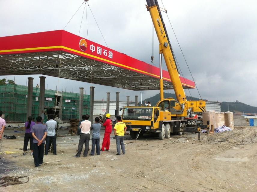 南宁加油站管道工程-加油站管道安装工程公司属岱圣建设公司专业