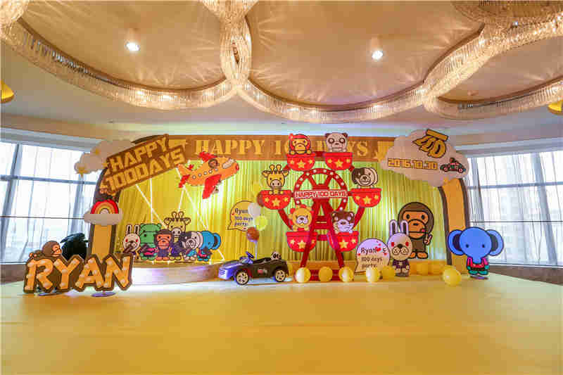 青岛氦气球哪里买比较好-生日气球派对设计