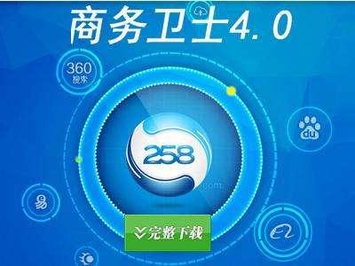 武漢網站推廣公司-258商務衛士知名企業