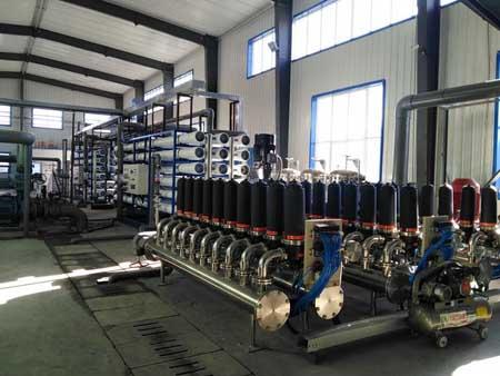 潍坊耐用的水处理设备哪里买——优质矿泉水设备