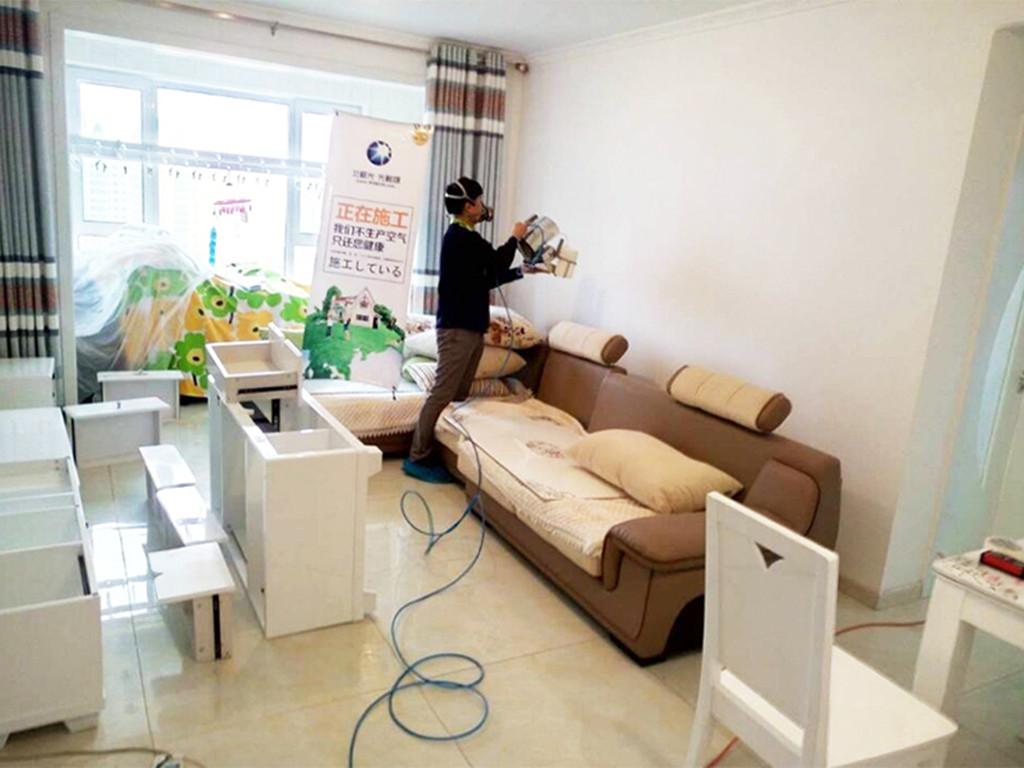 临淄新房装修除甲醛_正诺检测口碑好的室内甲醛治理推荐