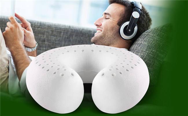 有品质的泰国天然乳胶U型枕品牌介绍     云南U型枕