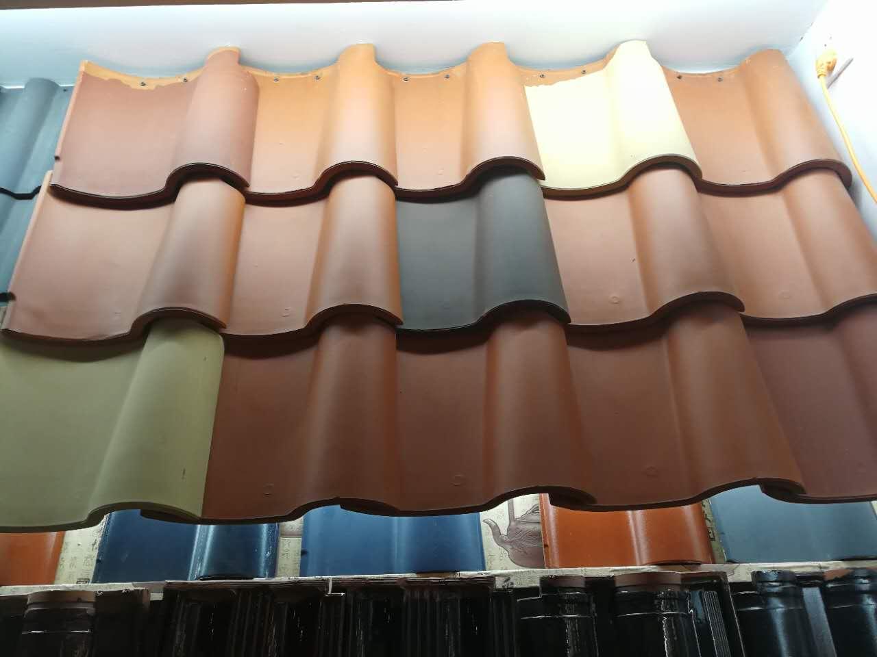 鹤岗琉璃古建瓦厂家-好用的沈阳琉璃古建瓦当选锦龙陶瓷