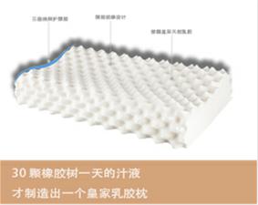天然乳胶枕价格|广州市思谷实业供应安全的泰国乳胶护颈枕头