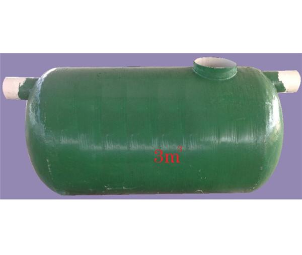 北海化粪池设备厂家-北海运龙环保材料提供质量硬的玻璃钢化粪池
