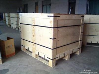 广东木板包装箱价格-森群兴木制品订做价格