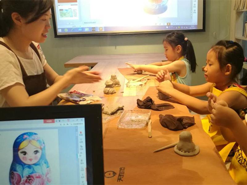 山东口碑好的儿童手工陶艺DIY加盟哪家公司有提供 儿童手工陶艺DIY加盟