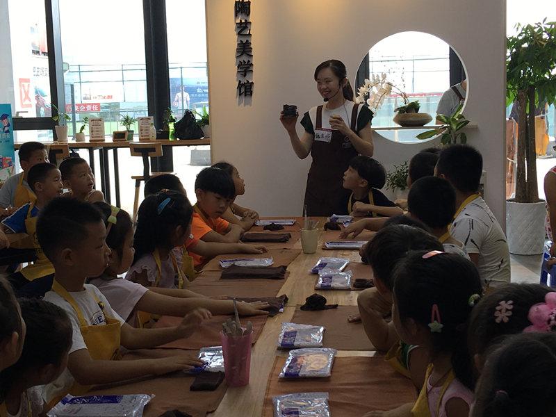儿童手工陶艺加盟联系方式|山东儿童手工陶艺加盟哪家口碑好