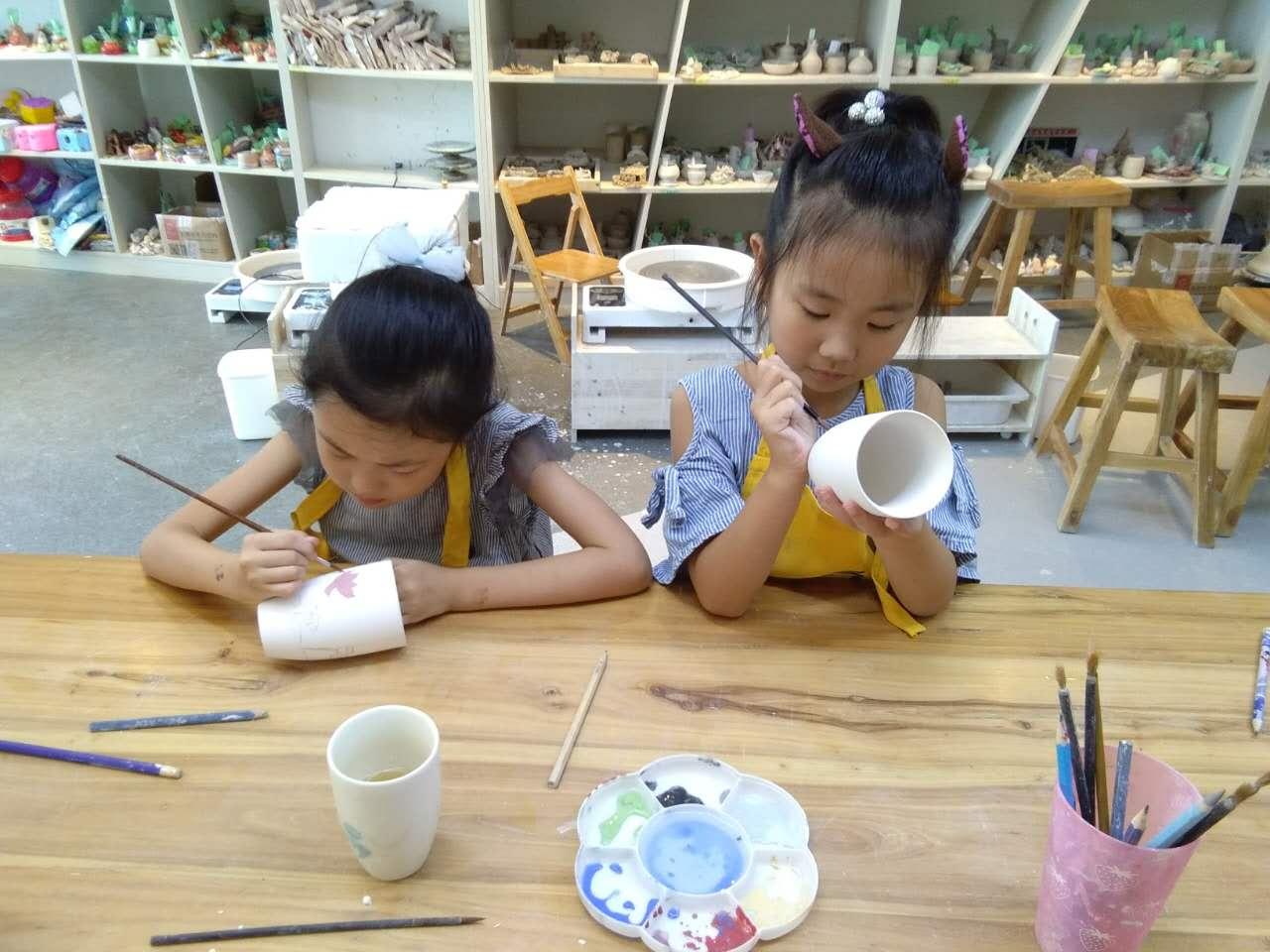 专业的手工陶艺diy-天物坊陶艺文化提供放心的手工陶艺加盟