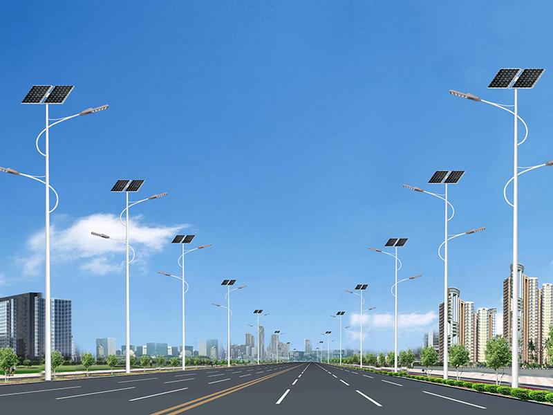 嘉峪关太阳能路灯,甘肃精良太阳能灯供应价格