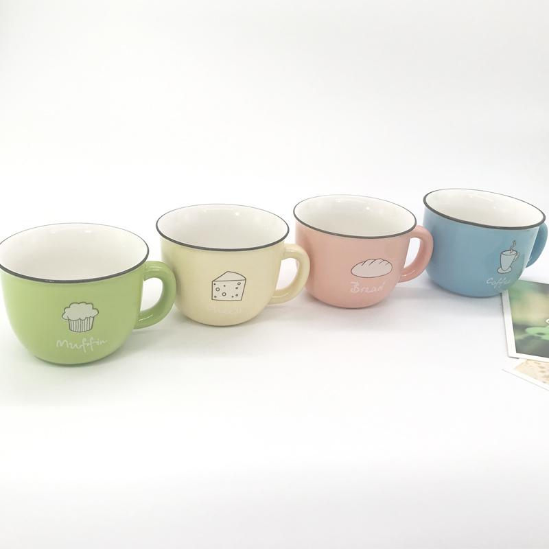 高性价四色小号咖啡杯在哪买_中秋节礼物