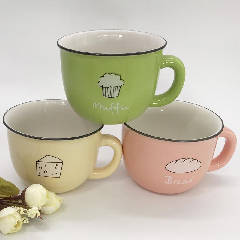 杯子的含义 福建口碑好的四色小号咖啡杯品牌