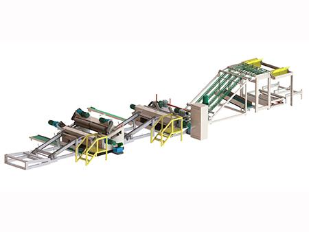 臨沂價格實惠的QSX2600Z八尺重型旋切機出售|價格合理的輥筒式單板干燥機
