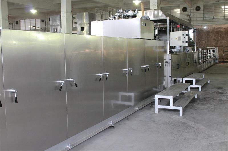 冷柜-广东实惠的全自动威化饼生产线供应
