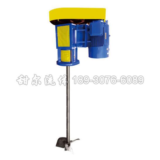 知名的DP型顶入式搅拌机供应商_甜尔流体_供应DP型顶入式搅拌机