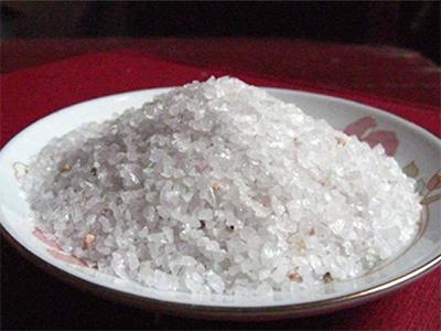 滁州专业的精制石英砂厂家 海南精制石英砂