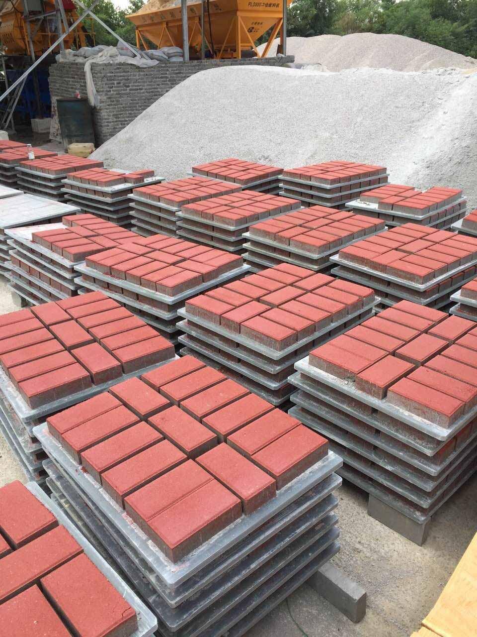 泉州空心磚機廠家——福建耐用的全自動免燒磚砌塊成型機