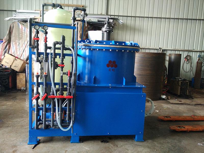 廣東鋁離子穩定裝置品牌-買鋁離子回收裝置認準宏創機械