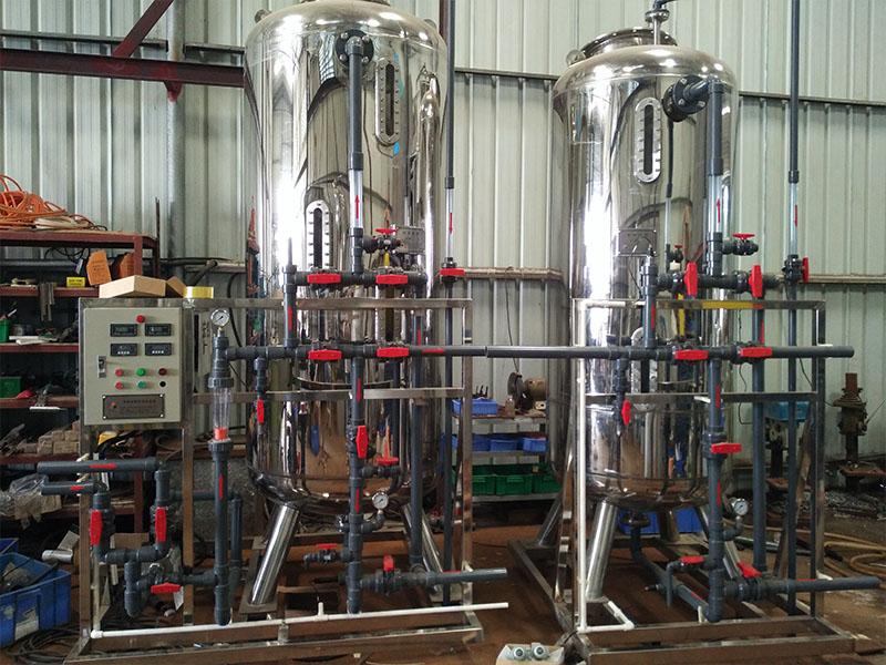耐用的单镍盐着色精制装置供销——瓷泳精制装置