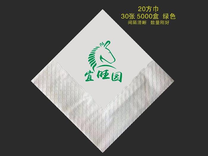宁夏印花手帕纸_银川高品质印花手帕纸推荐