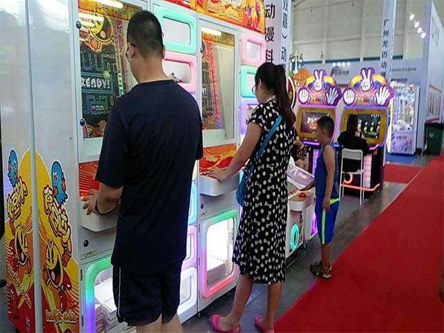 娃娃礼品机_广州哪里买食豆达人