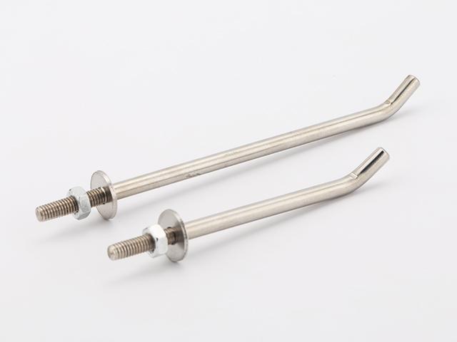 优质不锈钢支架 想买好用的不锈钢板钩,就来金利镇利辉圣五金展架