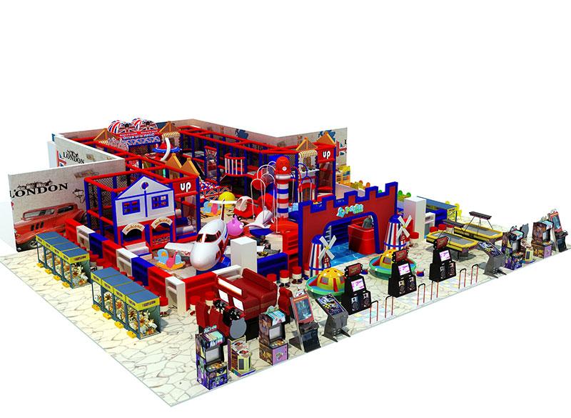 卡希尔游乐设备专业提供儿童室内淘气堡游乐园加盟——江苏淘气堡厂家
