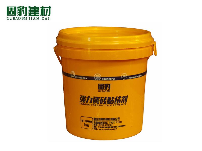 买耐用的粘结剂,就来广东固豹建材 广州市瓷砖粘合剂